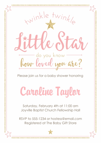 Baby Shower Inviations Custom Photo Baby Invitations – Baby Shower Party Invitations