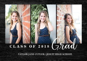 2018 Graduation Announcements Grad Announcements Snapfish