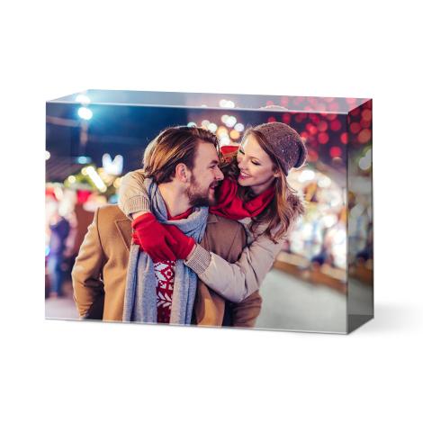 "6x4"" (A6) Acrylic Photo Block"