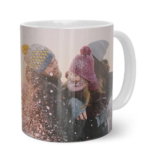 11oz Personalised Photo Mugs