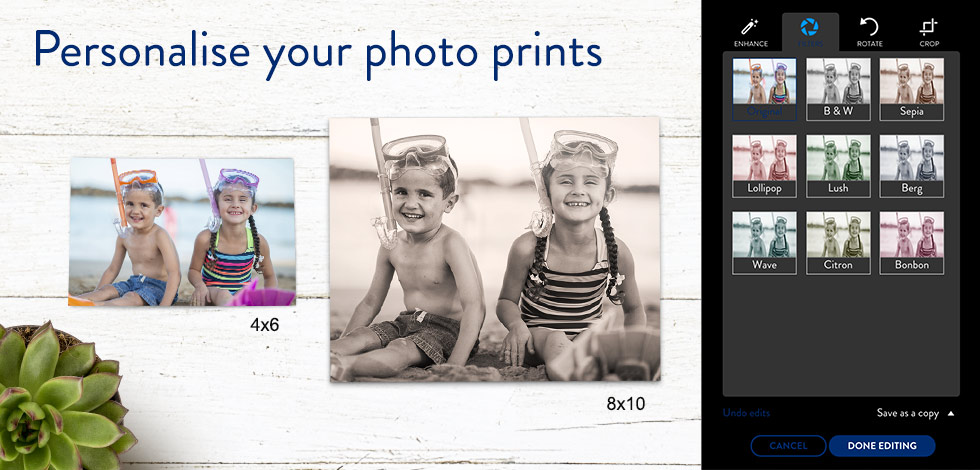 Print out your holiday memories