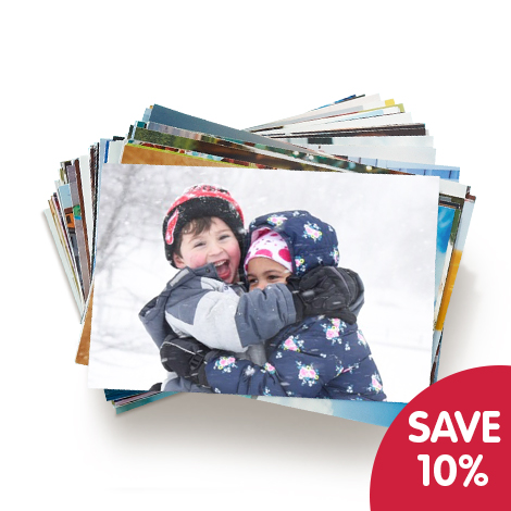 Save 10% on prints when you buy 100 or more prints