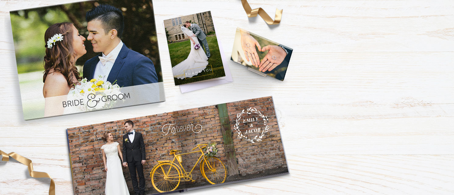 Wedding memories : Up to 30% off sitewide - use code BPSNSU3X8 by 14/08 Offer details