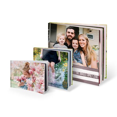 Free delivery on photobooks