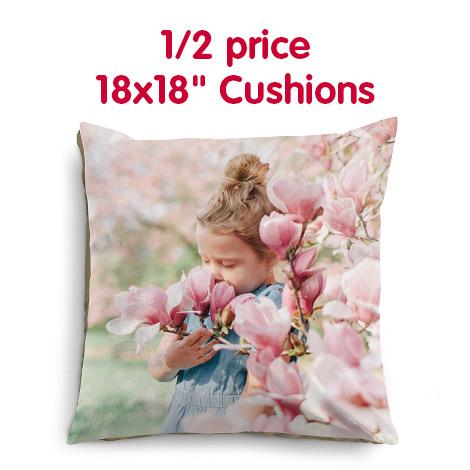 "1/2 Price 18x18"" Cushions"