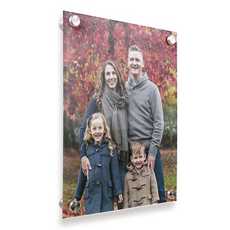 """10x10"""" Acrylic Photo Panel"""