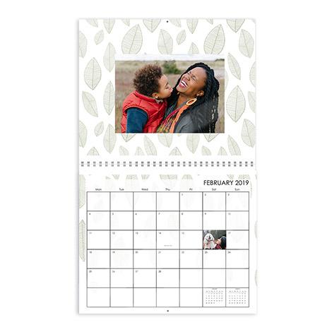 """14x11.5"""" Wall Calendar"""