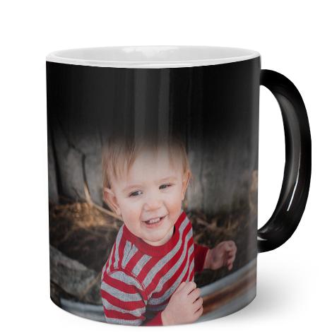 11oz Magic Personalised Photo Mug
