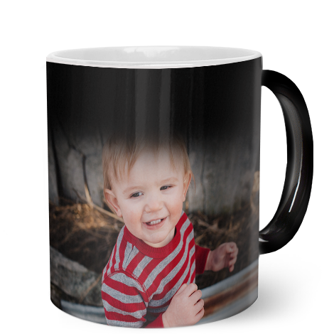 11oz Magic Personalised Photo Mug