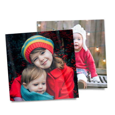 8x8'' Square Photo Prints