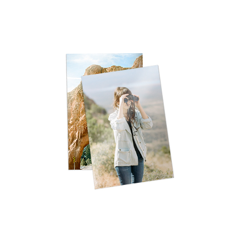 "6x4""  standard print of women exploring nature"