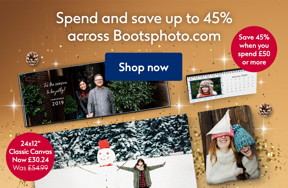 Spend and save up to 45% across our entire site