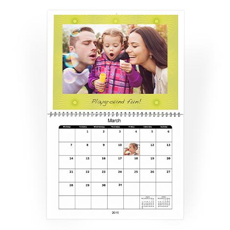 Photo Calendars | Photo Printing | Bootsphoto.com