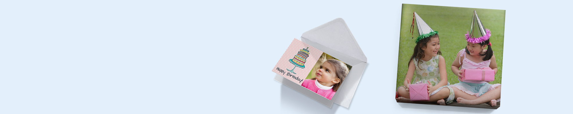 Birthdays Whether turning 1 or 101 a birthday is a cause for celebration - treat your loved ones to personalised gifts