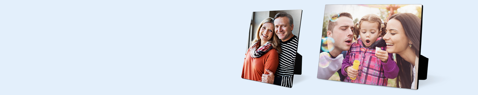 Photo Panels : Use your photos to create stylish wood panels to display around your home or as a gift for loved ones