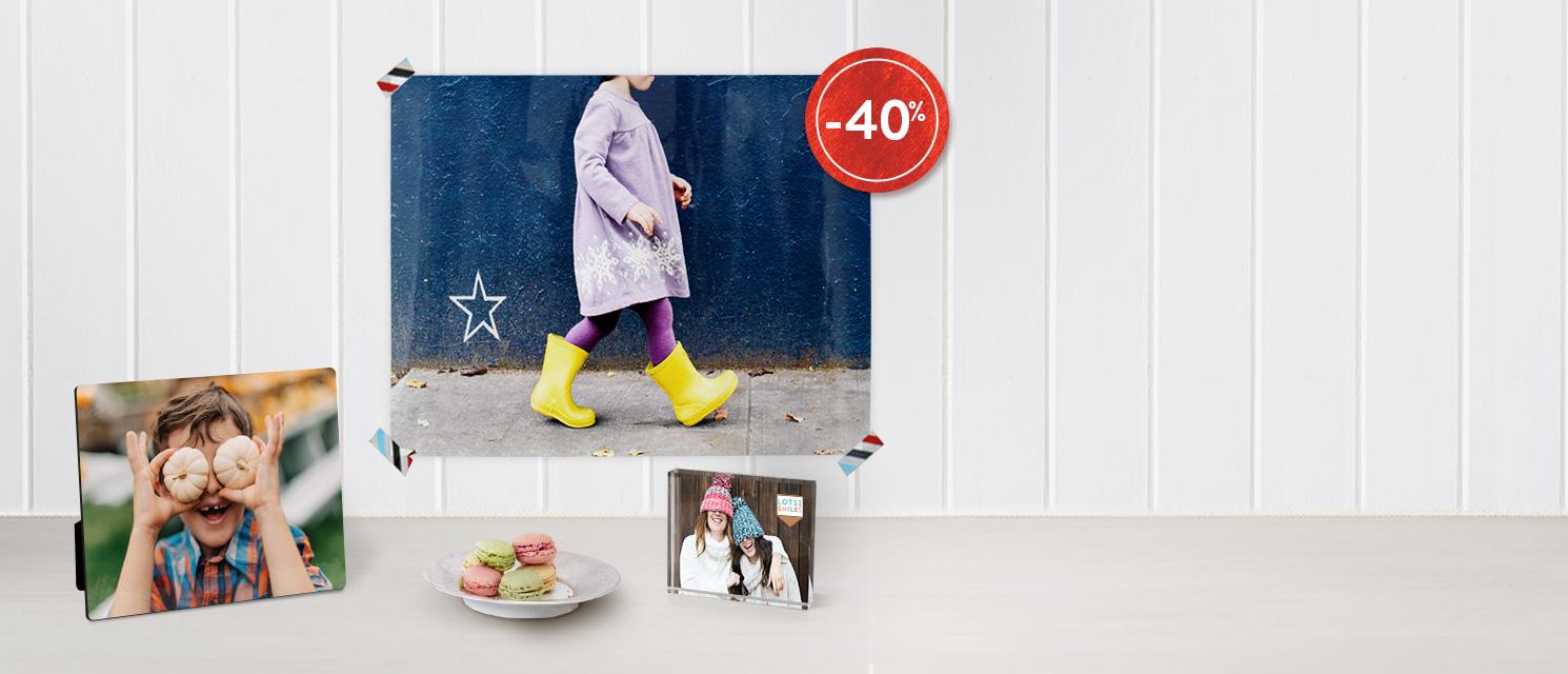 Personnalisez votre décoration... : Déco Murale -40% Code Promo : WALL1117