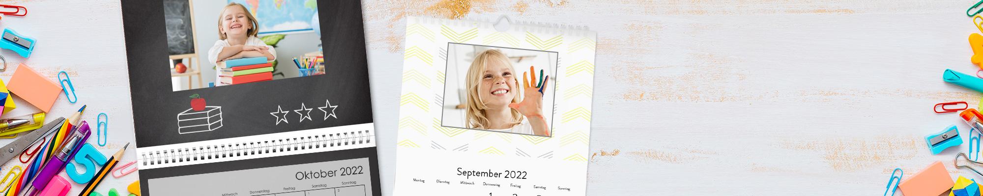 Individuelle Kalender 2022