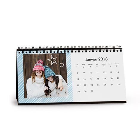 Calendrier photo personnalis calendrier cr atif calendrier classique calendrier de bureau - Calendrier photo de bureau ...