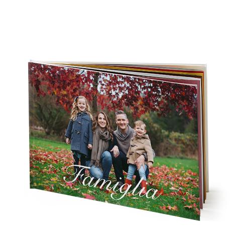 Album di foto 20x30 Panoramico