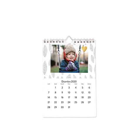 Foto Calendario Classico Formato A5