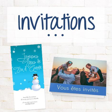 Autres invitations