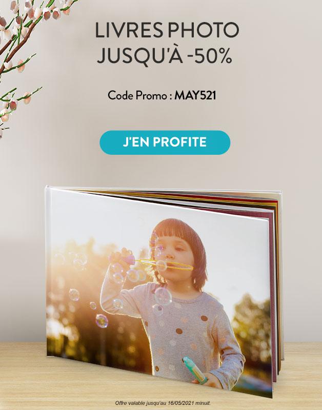 Album Photo Jusqu'à -50%