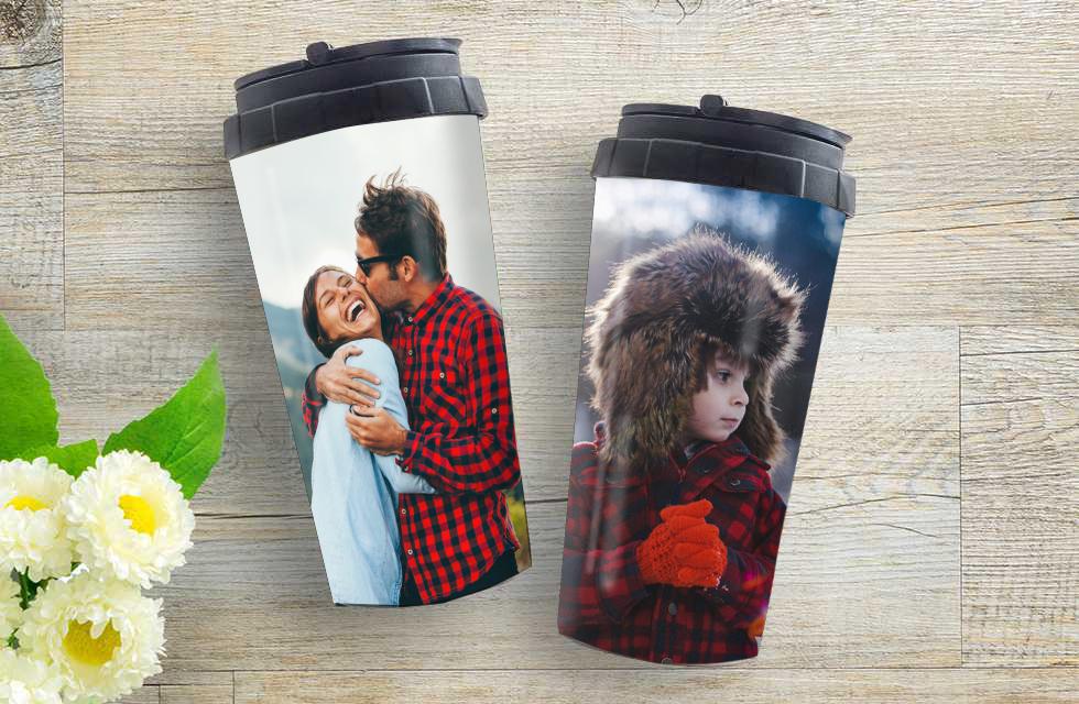Mugs personnalisés avec photos et textes