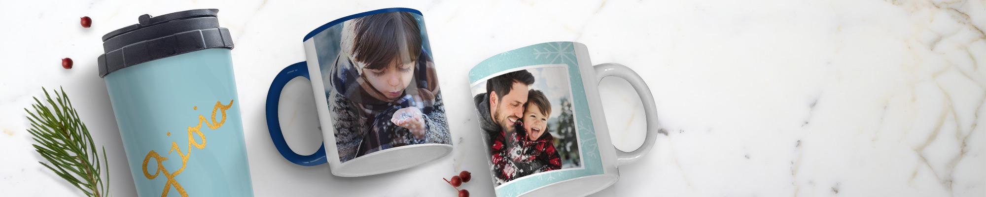 Foto tazze personalizzate