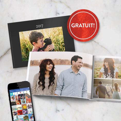 Appli FreePrints Photobooks