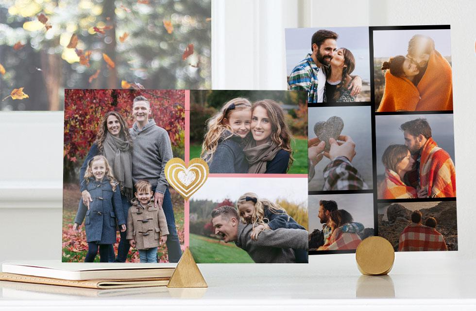 Le stampe delle foto collage!