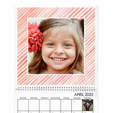 Kalender Kreativ XL