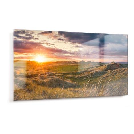 Foto auf Acrylglas Wand