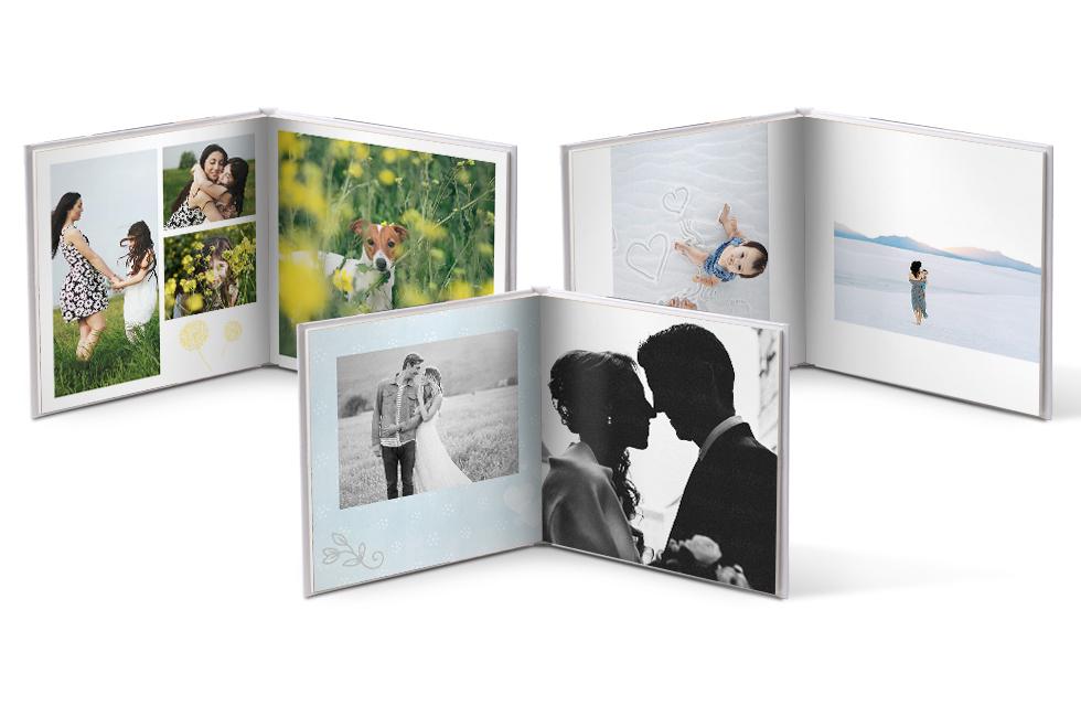 Choisir votre design album photo