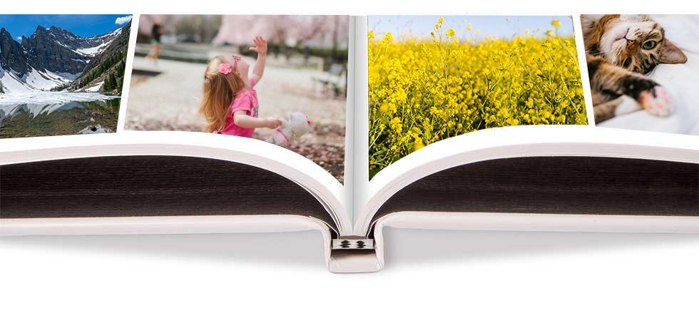 Livres photos personnalisés