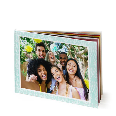 Fotobuch Querformat 30x20 cm Hardcover
