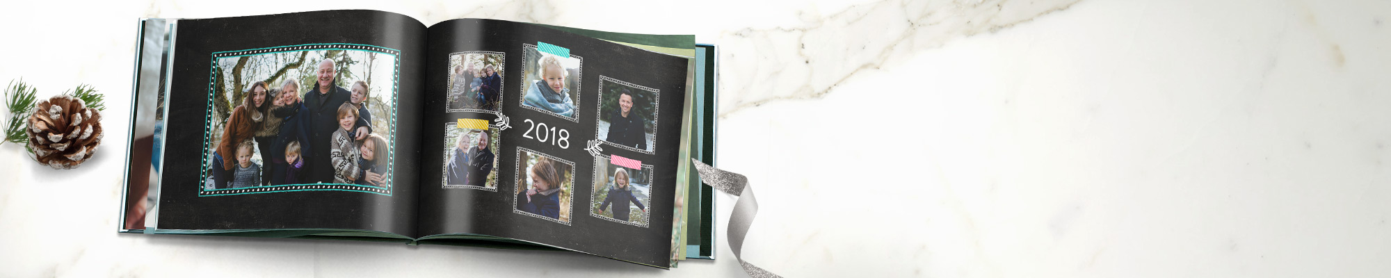 Livres et albums photo personnalisés en ligne