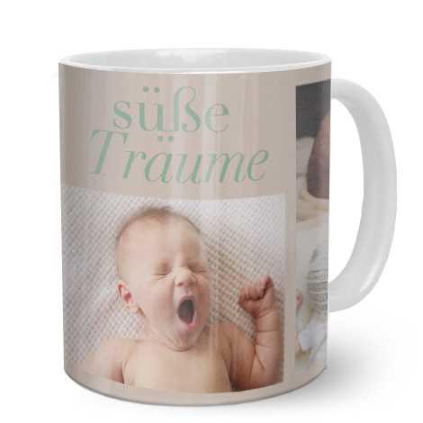 Una tazza con il tuo bambino