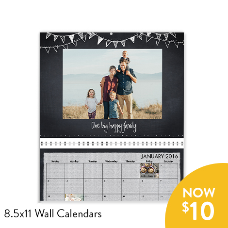 Up To 50% off All Calendars