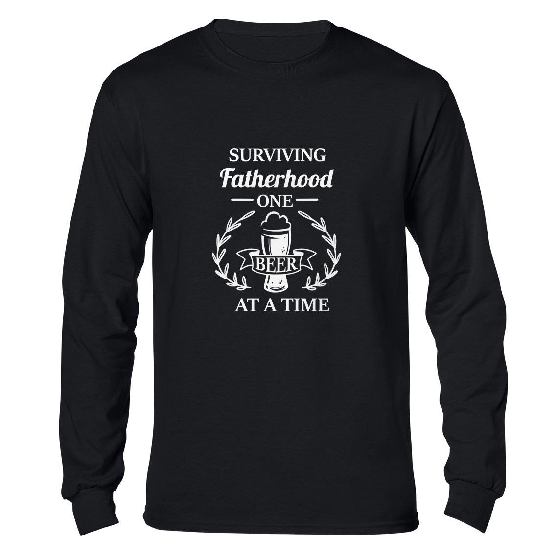 Adult Long Sleeve T-Shirts