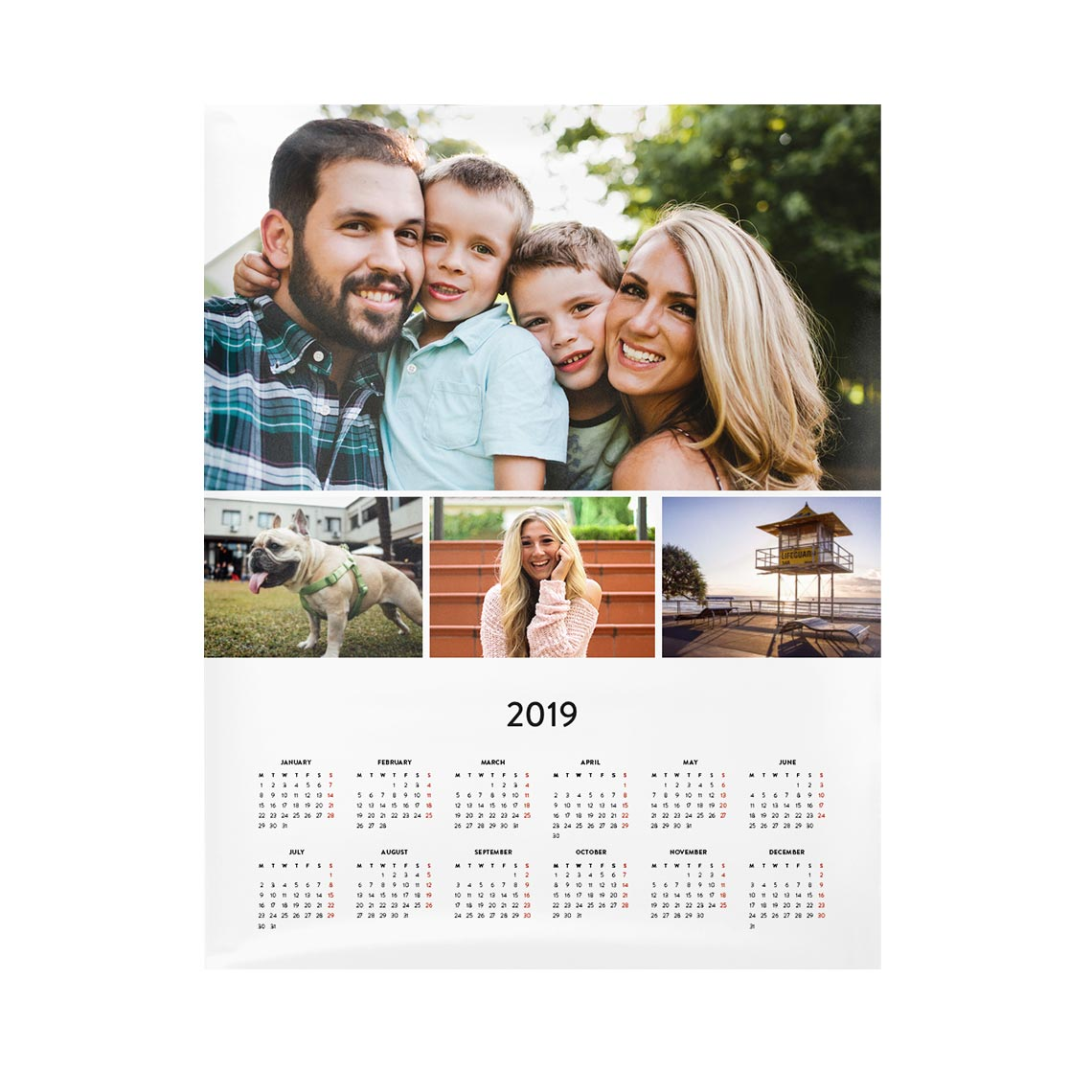 Calendar Posters (glossy)