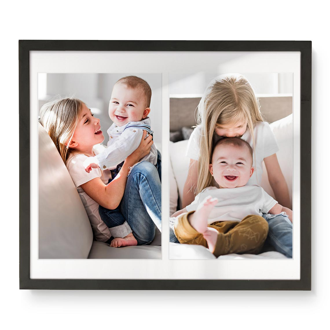 40x47cm Framed Print (2x Images)