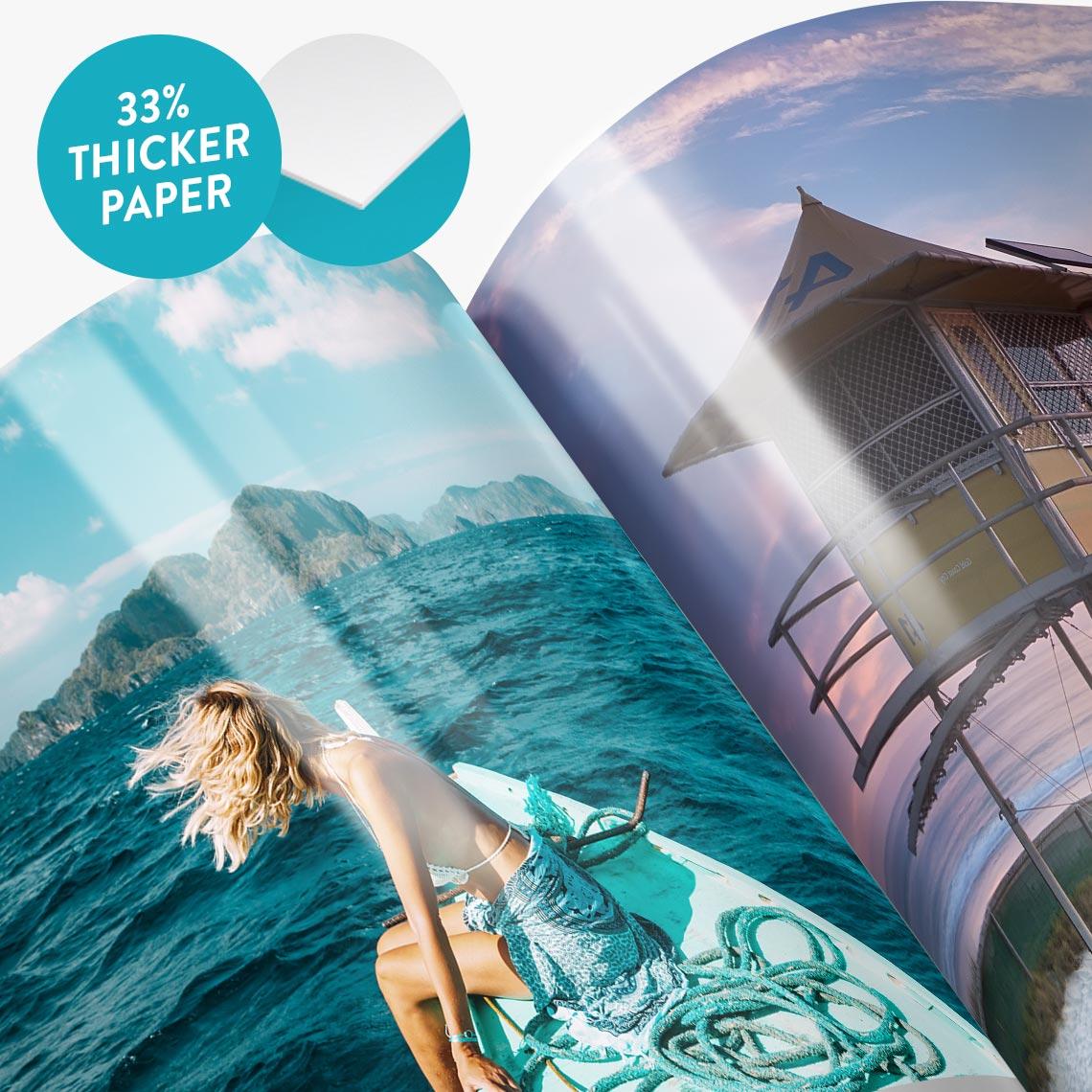 New! Premium Glossy paper