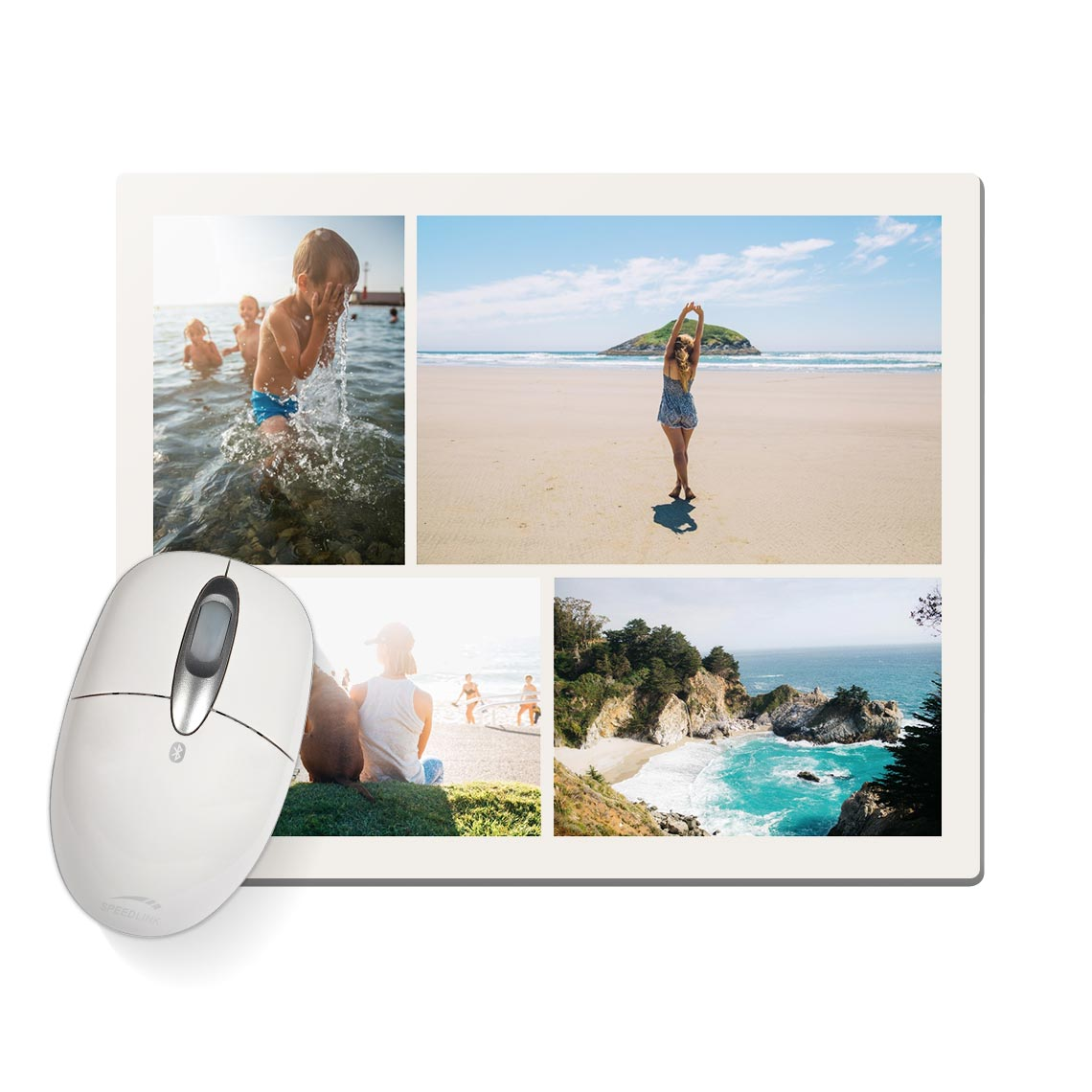 Collage Mousepad