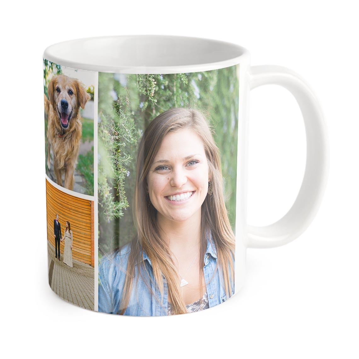 Icon Collage Mug