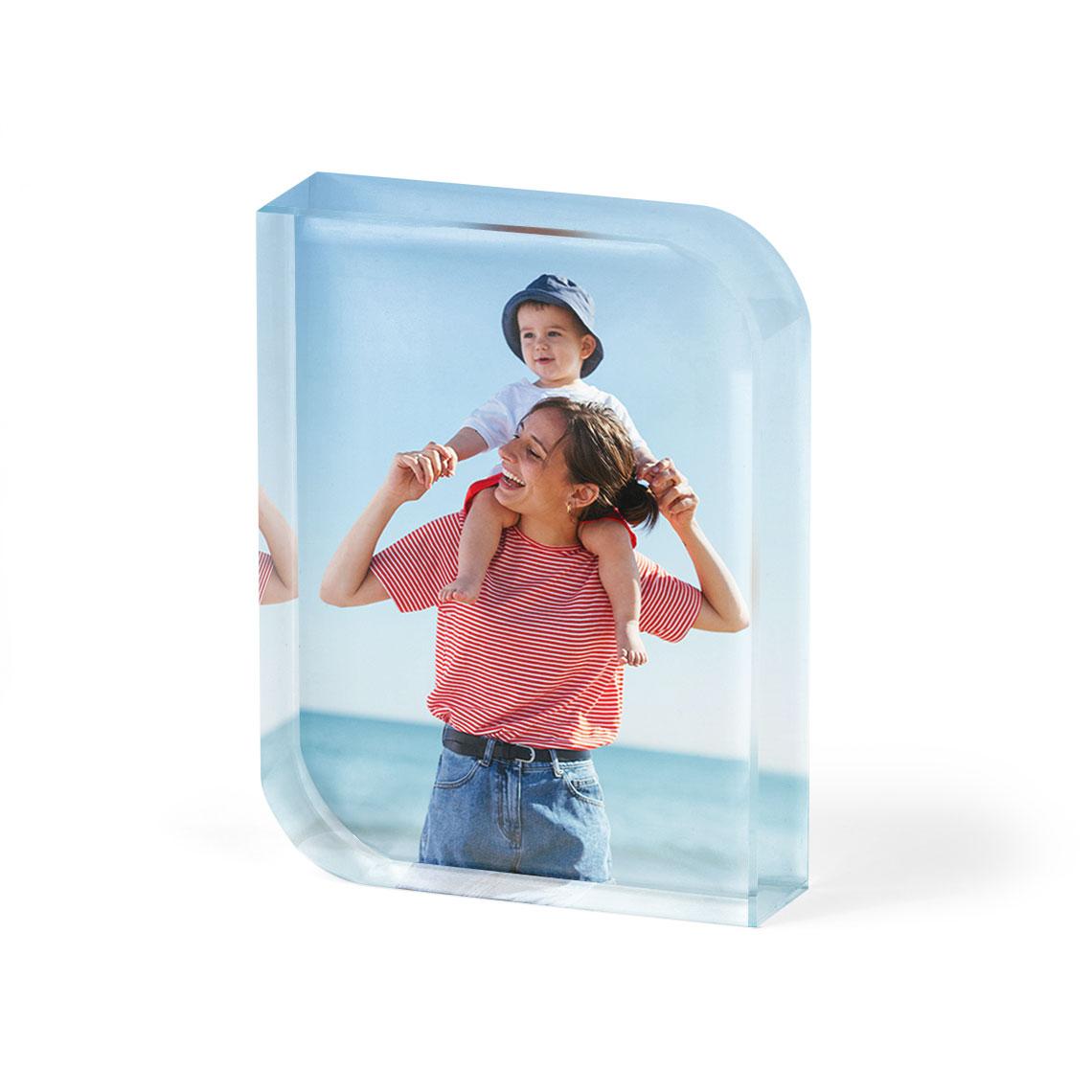 Icon Glass Block