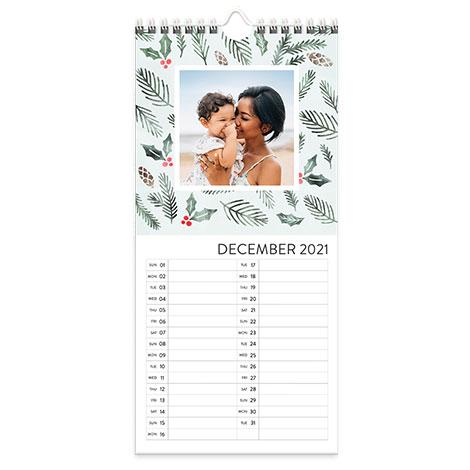 14x30cm Kitchen Calendar