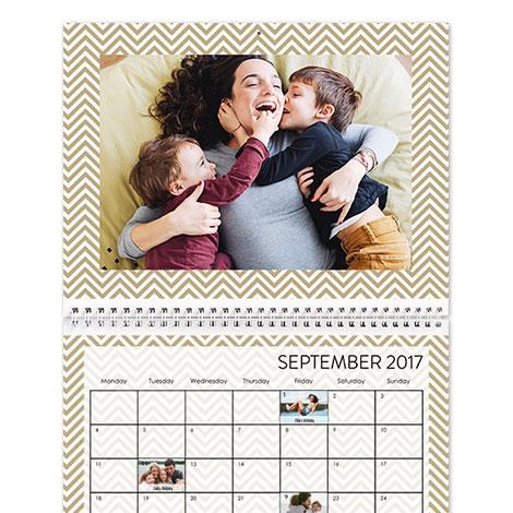 Premium Calendar Sizes