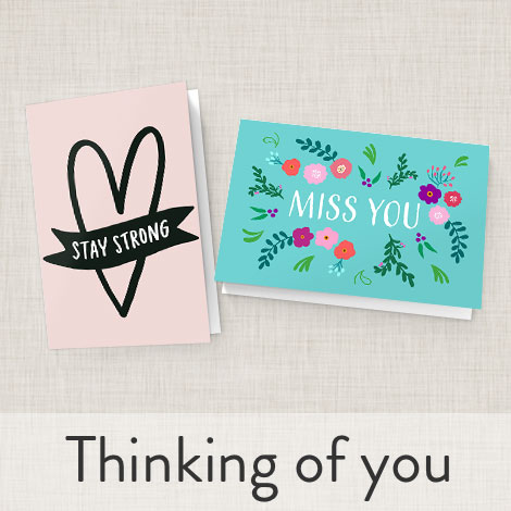 Thinking of You Cards