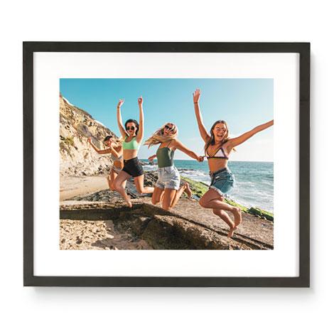 40x47cm Framed Poster (28x35cm Image)