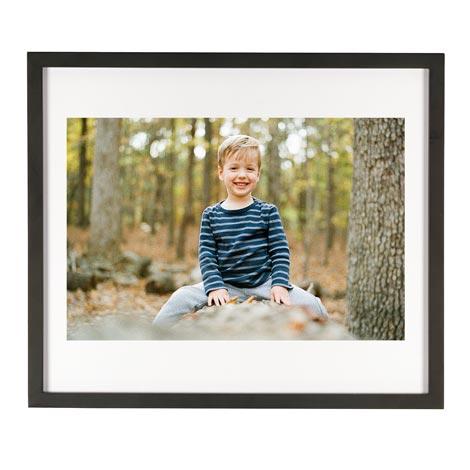 40x47cm Framed Poster (25x38cm Image)